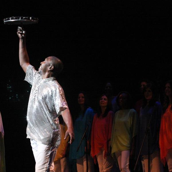 Rhythm Presented By Brazilian Voices Artscalendar Com