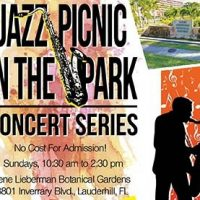 9th Annual Jazz Picnic in the Park Concert Series