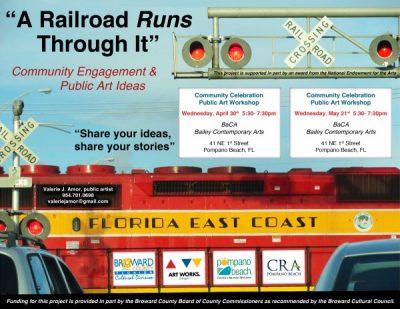 'A Railroad Runs Through It'