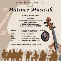 Matinee Musicales