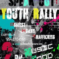 """""""Speak Up Speak Out"""" Youth Rally Against Human Trafficking"""