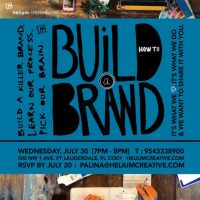 Build a Brand [workshop]