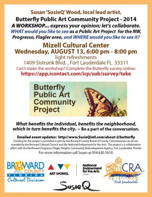 Butterfly Public Art Community Project