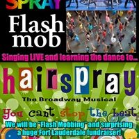 Hairspray Flash Mob