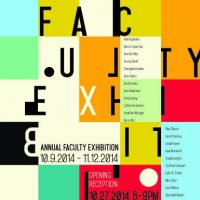 51st Annual Faculty Exhibition