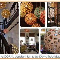 Architect, designer and environmentalist David Trubridge comes to South Florida