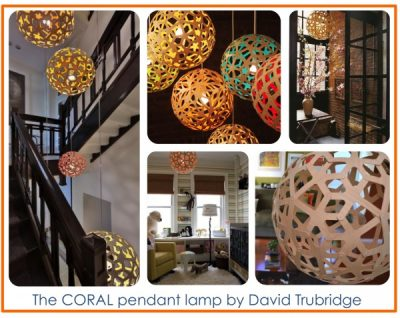 Architect, designer and environmentalist David Trubridge comes to South Florida