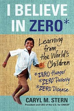 The 27th Annual Jewish Book Festival presents UNICEF CEO Caryl Stern