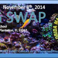 FMAS Frag Swap - Touch Tank - Marine Aquarium Advice