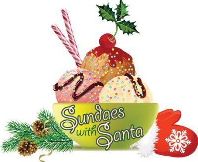 Sundaes With Santa