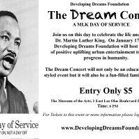 The DREAM Concert