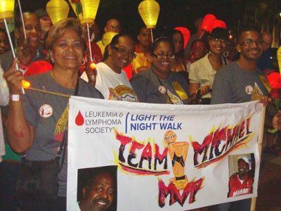 Ft Lauderdale Light The Night Walk