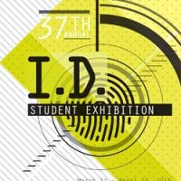 I.D.: 37th Annual Juried Student Exhibition
