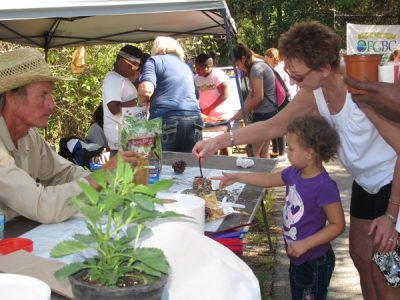 Sawgrass Nature Center Earth Day