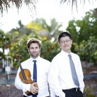 Tomas Cotik and Tao Lin play Schubert's complete music for violin and piano Mar 27 & 28