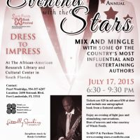 "South Florida Book Festival ""Evening with the Stars"""