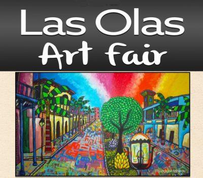 29th Annual Las Olas Art Fair Part 1