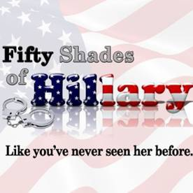 Fifty Shades of Hillary