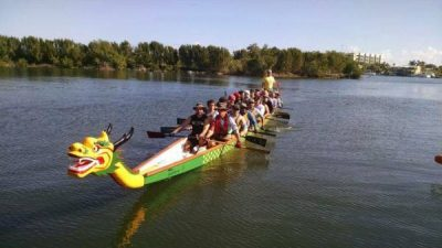 Synergy Series -- Fall for Dragon Boat Racing