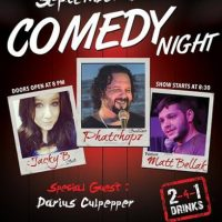 Comedy Night at American Rock Bar