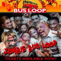 Zombie Fort Lauderdale Bus Loop