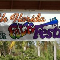 2016 South Florida Folk Festival