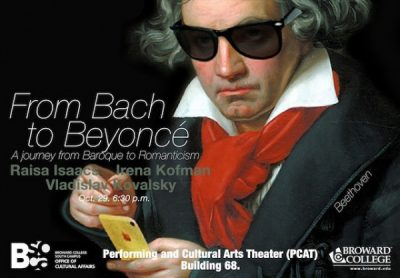 From Bach to Beyonce