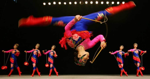 New Shanghai Circus Smart Stage Matinee Series Presented