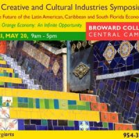 A Creative and Cultural Industries Symposium: The Future of the Latin American, Caribbean, & South Florida Economies