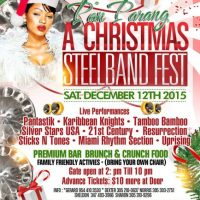 "Holiday Steelband Festival - ""Pan Parang"""