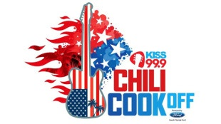 31st Annual 99.9 KISS Country Chili Cookoff