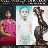 Oil Water Bronze