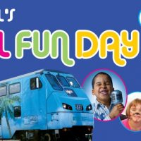 Tri-Rail's Rail Fun Day
