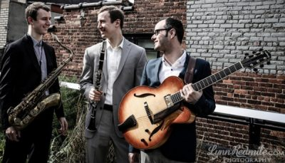 Coral Ridge Presbyterian Church Presents the Peter and Will Anderson Jazz Trio