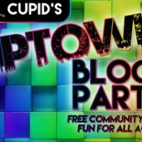 Cupid's Uptown Block Party!