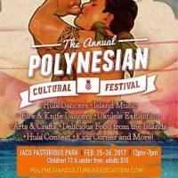 Annual Polynesian Cultural Festival
