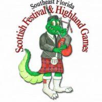 S. E. Florida Scottish Festival and Highland Games