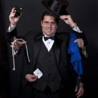 Magic Show With Magician Dave Kaplan