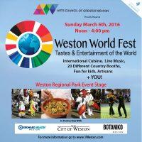 Weston World Fest