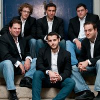 Six13 Jewish A Cappella Group in Concert