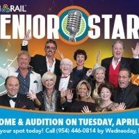 """Tri-Rail's """"Senior Stars"""" Auditions"""
