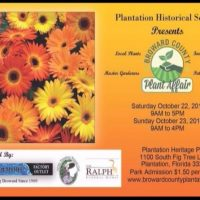 Broward County Plant Affair