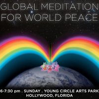 Global Meditation for World Peace