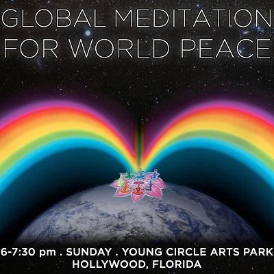 Global Meditation for World Peace