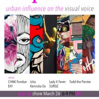 Pop:Vox (Urban influence on the visual voice)