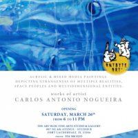 ENCELADUS OCEAN LOOKS - A Series by Carlos Antonio Nogueira