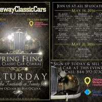 Gateway Classic Cars Museum - 17th annual Spring Fling
