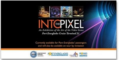 Into the Pixel presented by Broward Cultural Division