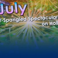 HOLLYWOOD STAR-SPANGLED FOURTH OF JULY
