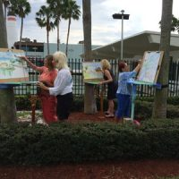Plein Air Painting - Mondays - Outdoors in Pompano Beach Parks